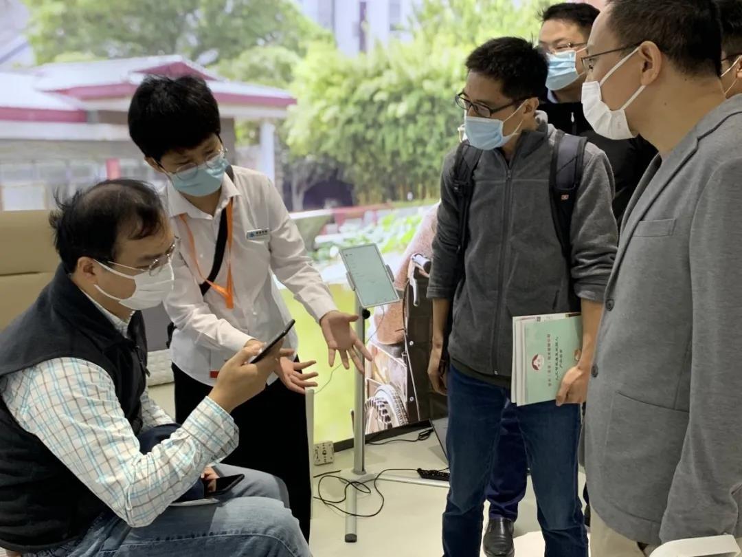 麒盛数据亮相上海老博会,引领养老行业未来新思路|展会直击